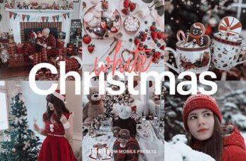Lightroom Preset - White Christmas 4976207 7