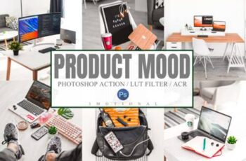 10 Product Mood Photoshop Actions 7099066 5