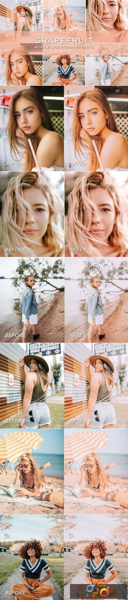 5 Peach Lightroom Presets 5701587 1