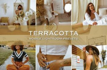 5 Terracotta Lightroom Presets 5701588 4