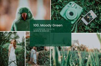 100 Moody Green Preset 4998928 5