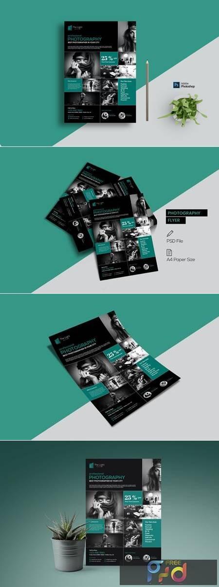 Photography Flyer K2DQHTU 1