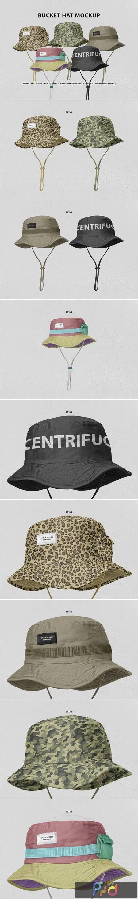 Bucket Hat Mockup 5661005 1