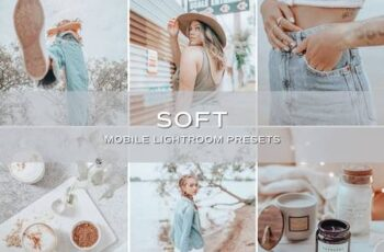 5 Soft Lightroom Presets 5701758 7