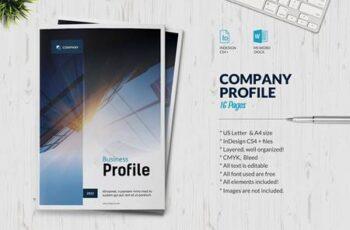 Business Brochure - Company Profile 5451449 9