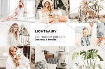 Light and Airy Lightroom Presets 5642263 4