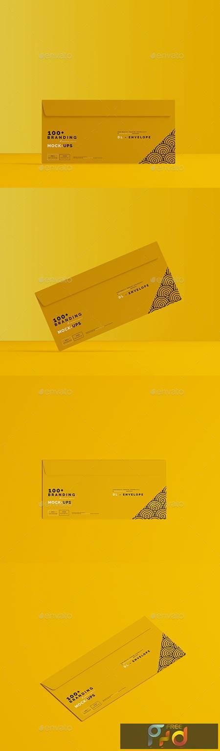 DL Envelope Mockup 29720578 1