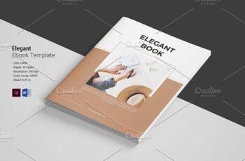 Elegent Ebook Template V01 5375254 8
