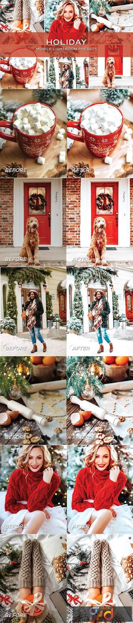 5 Bright Holiday Lightroom Presets 5701798 1