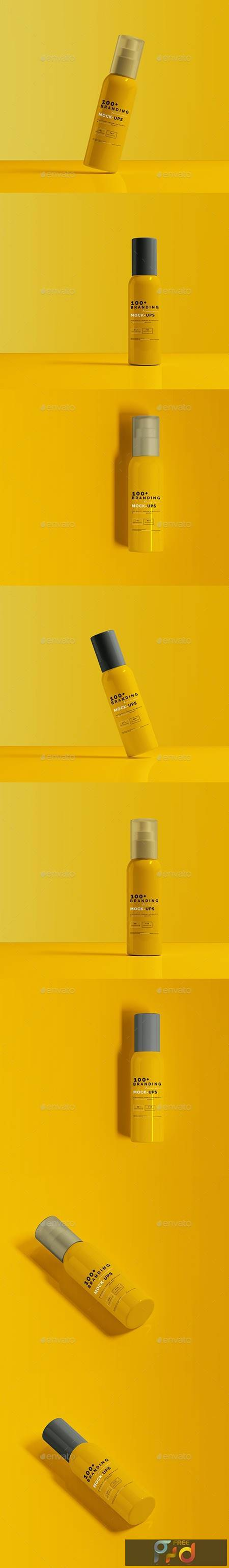 Spray Bottle Mockup 29716675 1