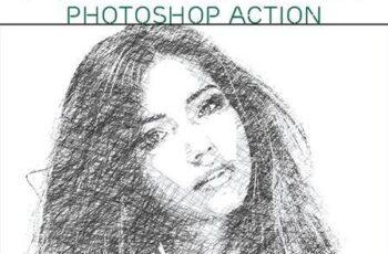 Archi Sketch Photoshop Action 29192919 6