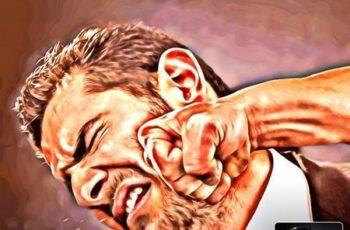 Gangsta Oil Painting 29325777 12