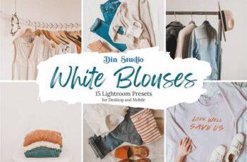 White Blouses Lightroom Presets 5480313 4