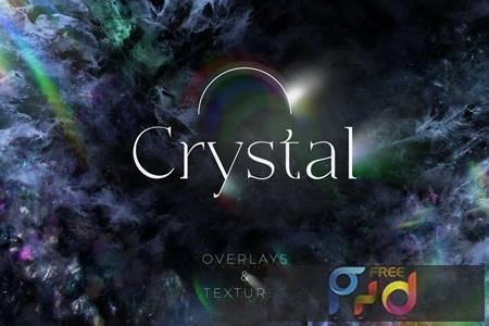 84 Crystal Overlays and Textures NHARAEG 1