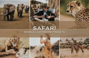 5 Safari Lightroom Presets 5698736 6