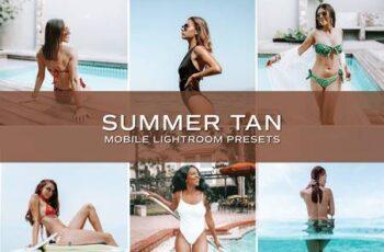 5 Summer Tan Presets 5699072 2