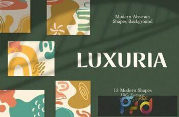 Luxuria - Abstract Background FLARDC5 5