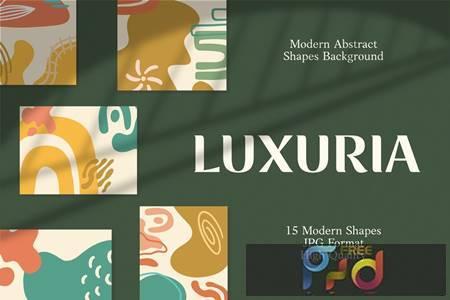 Luxuria - Abstract Background FLARDC5 1