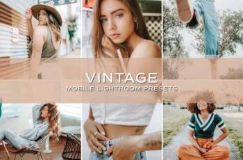 5 Vintage Lightroom Presets 5698762 4