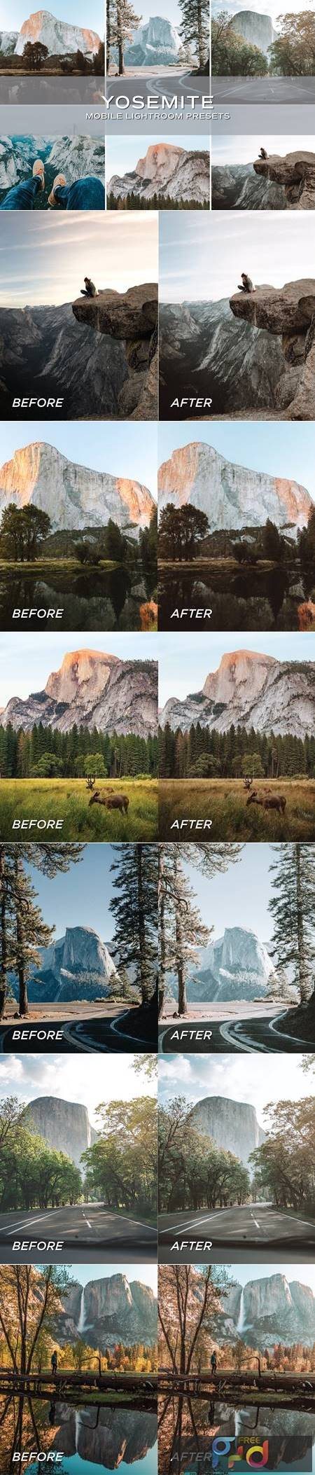 5 Yosemite Lightroom Presets 5699115 1