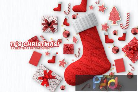Christmas Backgrounds V5GNP7P 1