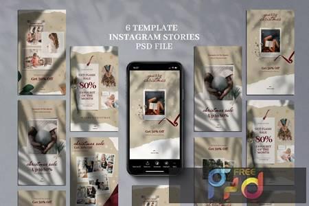 Christmas Sale Instagram Stories 62HPRGX 1