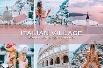 5 Italy Lightroom Presets 5699006 6
