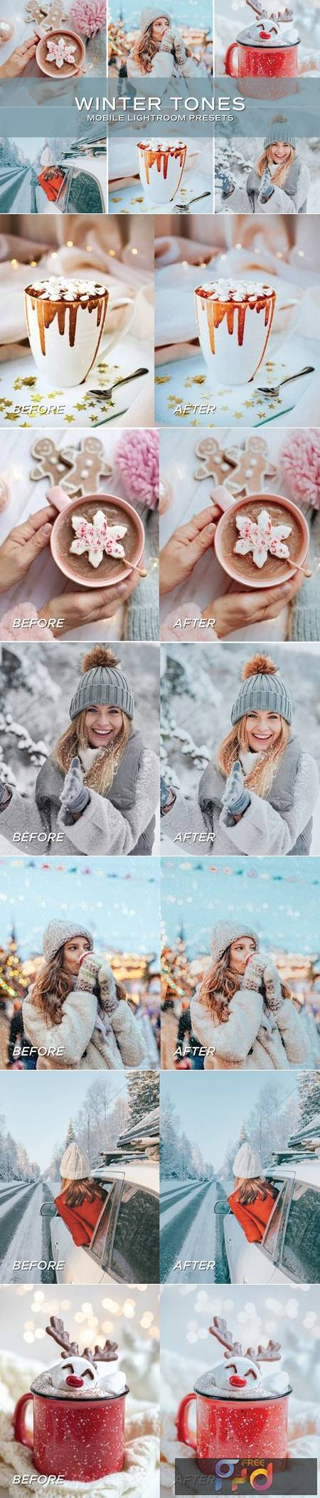 5 Winter Tones Lightroom Presets 5698860 1