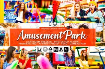 Amusement Park Presets 5693264 5