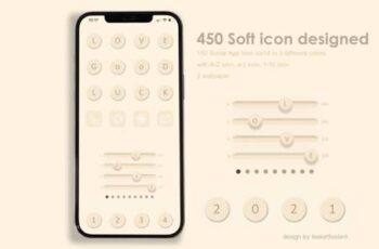 450 Social Icons App Aesthetics 7153618 1