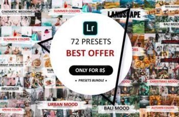 72 Preset Pack For Lightroom 5582781 2