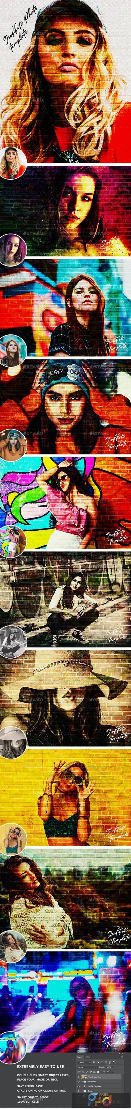 Graffiti Effects Photo Template 29594237 1