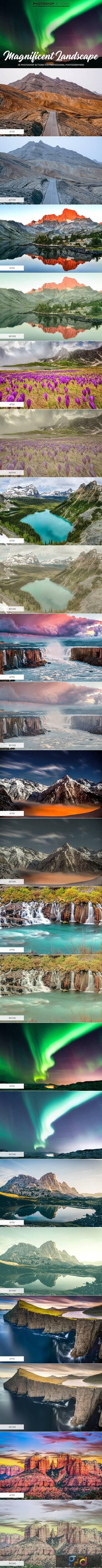 Magnificent Landscape Actions 4842999 1