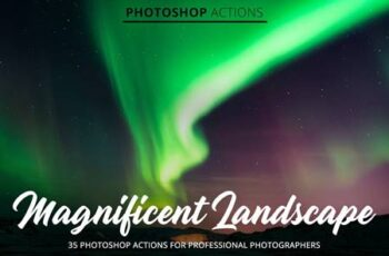 Magnificent Landscape Actions 4842999 3