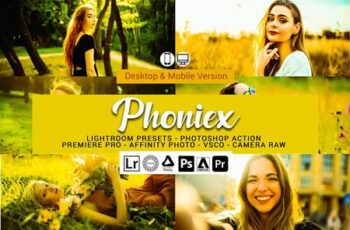 Phoniex Lightroom Presets 5157423 7