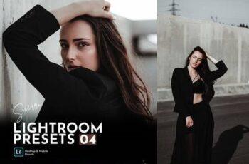 Sierra Lightroom Presets Pack 5469362 4