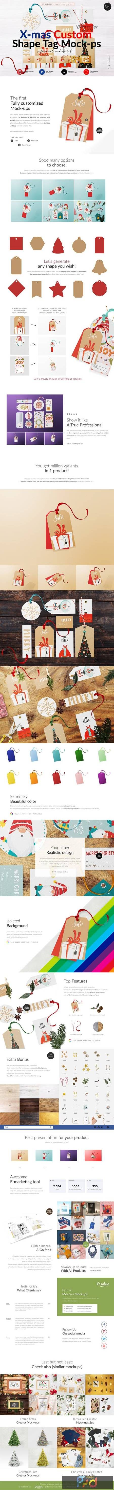 Xmas ALL Shape Tag Creator Mock-ups 5644586 1