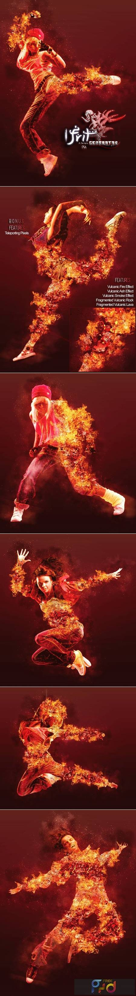 Ifrit Photoshop Action 5299037 1