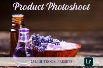 Lightroom Preset - Product Photoshoot 4821579 5