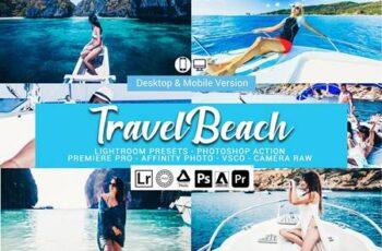 Travel Beach Lightroom Presets 5157497 13