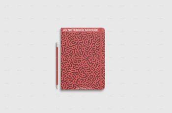 A5 Notebook Mockup Vol 1 - 29428396 2