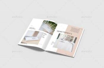 A4 Brochure - Catalog Mockup - 29429258 10