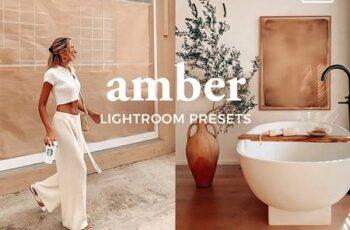 4 Lightroom Presets AMBER 5542921 6