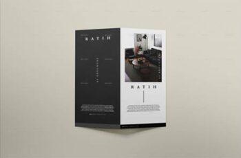 Ratih - DL Bifold Brochure Mockup - 29384754 16