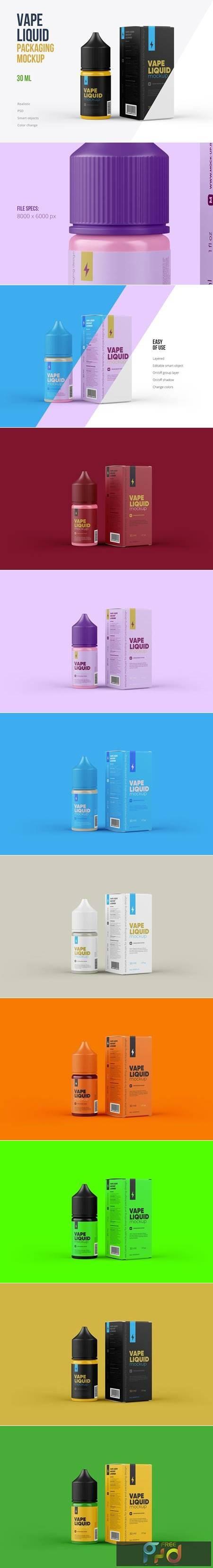 Vape Liquid Packaging Mockup 30ml 5731607 1