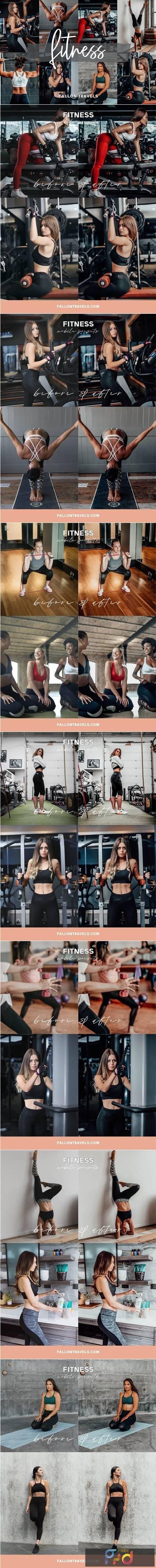 Fitness Lightroom Mobile Presets 5014174 1