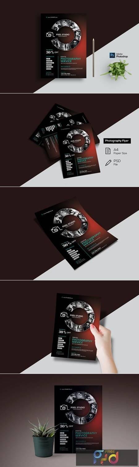 Photography Flyer 8NDCUMF 1