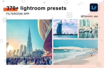 370+ Best Lightroom Mobile Presets 5304960 2
