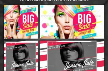 20 Facebook Sale Banners 29396940 5