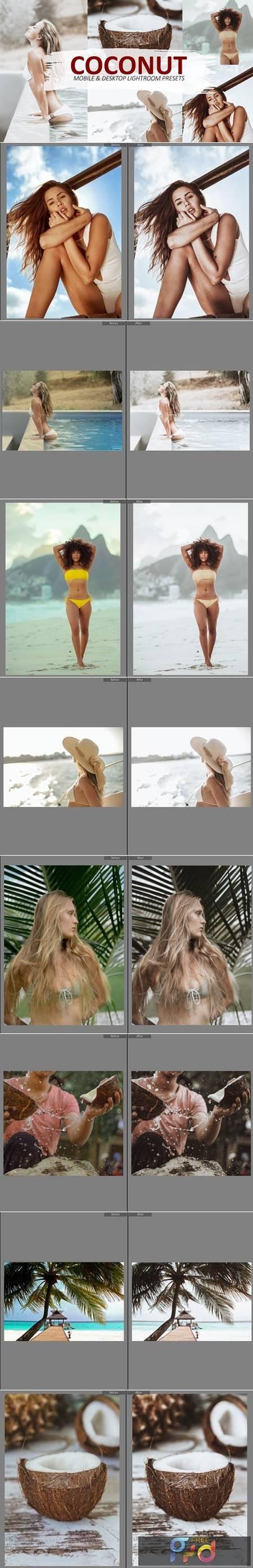 Lightroom presets coconut tan 5610229 1